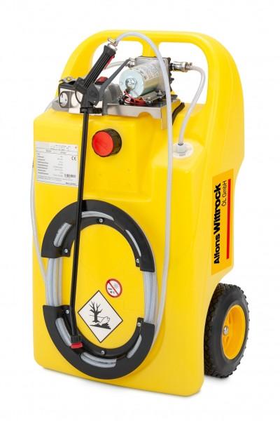 Sprüh-Caddy 60 Liter, 12 Volt