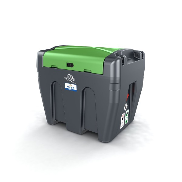 Diesel-Transportbehälter IBC 900l