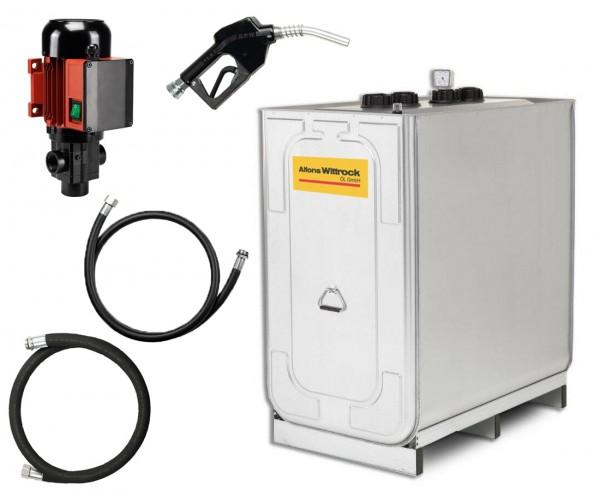 Kompakttankanlage Diesel Indoor Premium