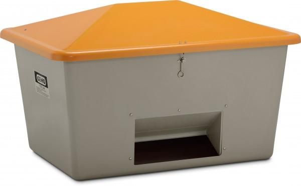 Streugutbehälter 1100l grau Var. 2