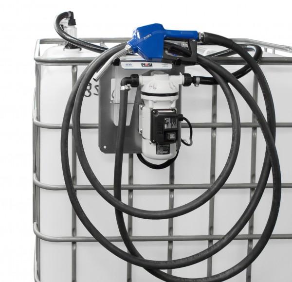 AdBlue Pumpenset IBC SED-Kupplung o.Zähler