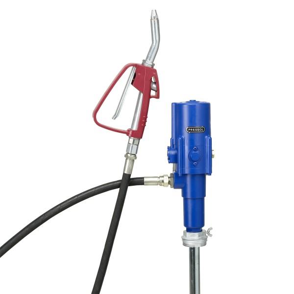 Öl-System 3:1 stationär für 200/220 Liter Behälter - 4 m Schlauch