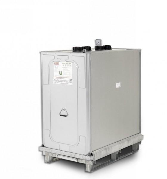 Multitech MT 1000 inkl. LAG und Tankinhaltsanzeiger - Lager- und Transporttank - ohne Pumpe