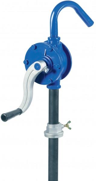 Kurbelpumpe / Handpumpe für Öl, Diesel und Benzin