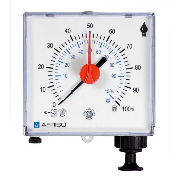 Tankinhaltsmesser-Uhr